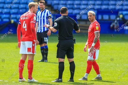 Editorial photo of Sheffield Wednesday v Nottingham Forest, EFL Sky Bet Championship - 01 May 2021