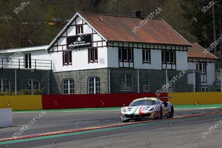 Editorial picture of WEC 2021: Spa-Francorchamps, Circuit de Spa Francorchamps, Belgium - 01 May 2021