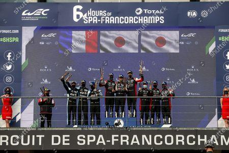 Editorial photo of WEC 2021: Spa-Francorchamps, Circuit de Spa Francorchamps, Belgium - 01 May 2021