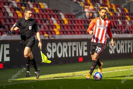 Editorial picture of Brentford v Watford, EFL Sky Bet Championship - 01 May 2021