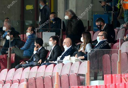 Editorial photo of US Salernitana 1919 v AC Monza - Serie B, Salerno, Italy - 01 May 2021
