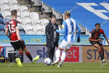 Editorial picture of Huddersfield Town v Coventry City, EFL Sky Bet Championship, 010-5, GOAL scored by 2021 - 01 May 2021