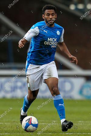 Nathan Thompson of Peterborough United