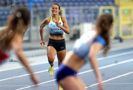 Editorial picture of World Athletics Relays Championships in Chorzow, Poland - 01 May 2021