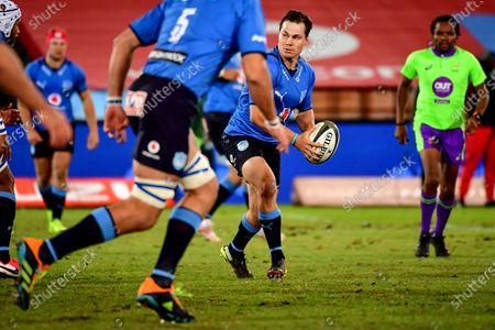 Vodacom Bulls vs Emirates Lions. Bulls' Christopher Smith