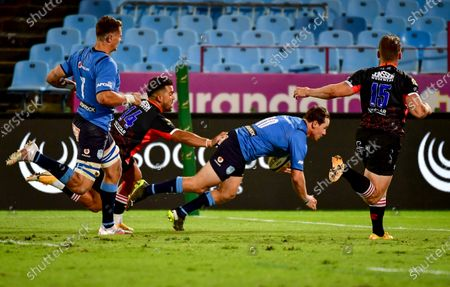 Editorial image of Guinness PRO14 Rainbow Cup South Africa, Loftus Versfeld Stadium, Pretoria, South Africa - 01 May 2021