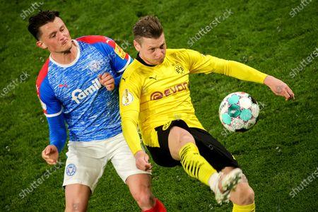 Editorial picture of Borussia Dortmund vs Holstein Kiel, Germany - 01 May 2021