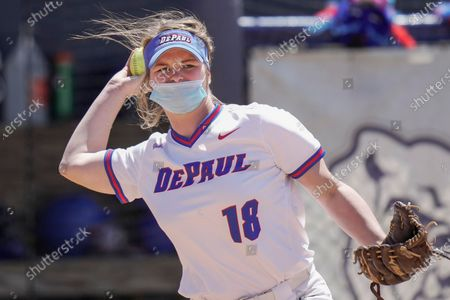 Editorial photo of DePaul Butler Softball, Indianapolis, United States - 01 May 2021