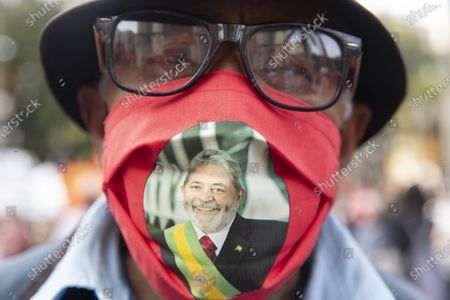 Editorial image of Virus Outbreak - May Day, Sao Paulo, Brazil - 01 May 2021