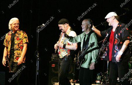 Editorial photo of Jethro Tull in concert, Viareggio, Italy - 30 Jun 2007