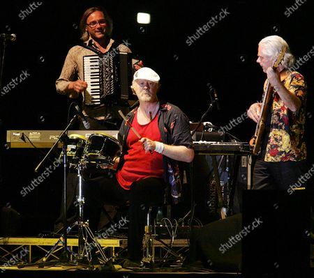 Editorial picture of Jethro Tull in concert, Viareggio, Italy - 30 Jun 2007