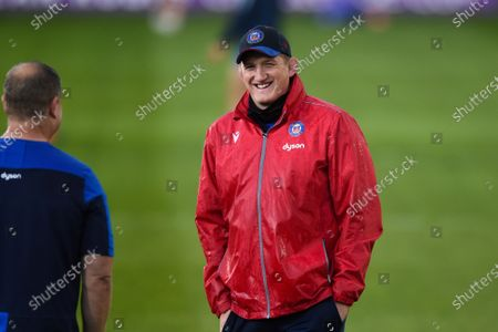 Editorial photo of Bath Rugby v Montpellier, UK - 01 May 2021