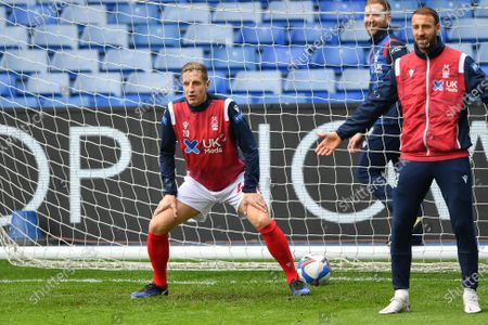 Editorial picture of Sheffield Wednesday v Nottingham Forest - Sky Bet Championship, United Kingdom - 01 May 2021