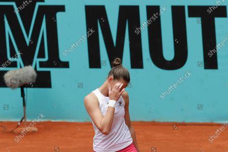 Editorial image of Tennis, Madrid, Spain - 02 May 2021