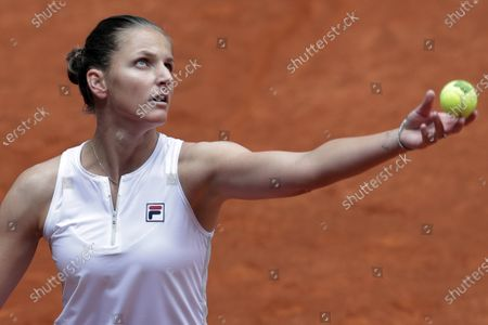 Editorial photo of Tennis, Madrid, Spain - 02 May 2021