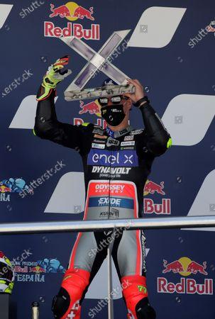 Editorial photo of Motorcycling Grand Prix of Spain, Jerez De La Frontera - 02 May 2021