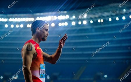 Editorial picture of World Athletics Relays Silesia21, Track and Field, Chorzow, Poland - 01 May 2021