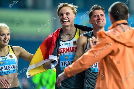 Editorial image of World Athletics Relays Silesia21, Track and Field, Chorzow, Poland - 01 May 2021