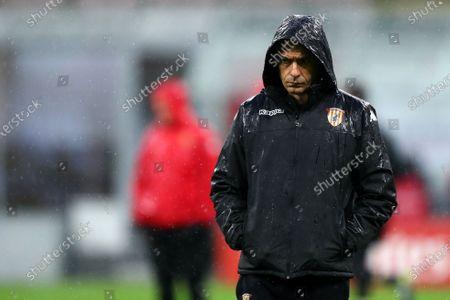 Filippo Inzaghi, head coach of Benevento Calcio , AC Milanduring warm up