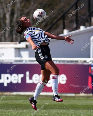 Editorial picture of Bristol City Women v Manchester United Women, UK - 02 May 2021