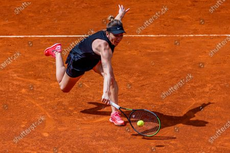 Editorial photo of Mutua Madrid Open tennis tournament, Spain - 02 May 2021