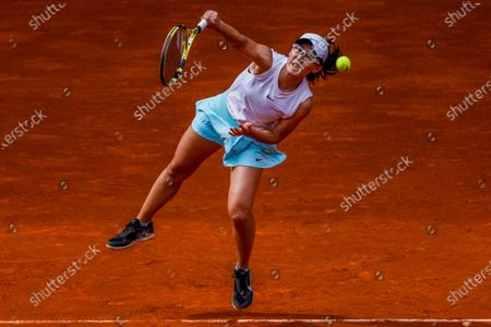 Editorial image of Mutua Madrid Open tennis tournament, Spain - 02 May 2021