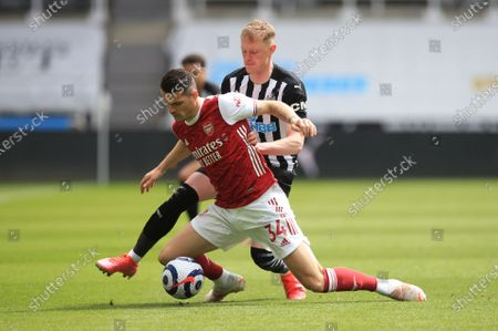 Editorial picture of Soccer Premier League, Newcastle, United Kingdom - 02 May 2021