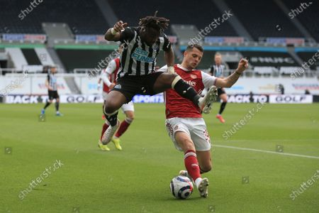 Editorial photo of Soccer Premier League, Newcastle, United Kingdom - 02 May 2021