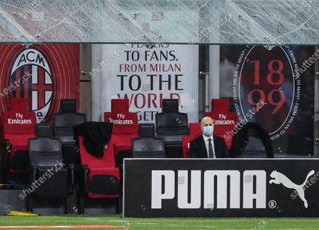 Ivan Gazidis A.D. of AC Milan