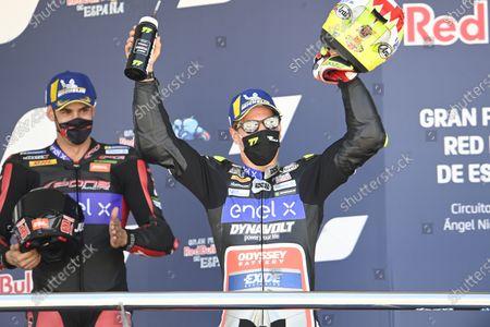 Editorial image of MotoE 2021: Spanish GP, Circuito de Jerez, Spain - 02 May 2021