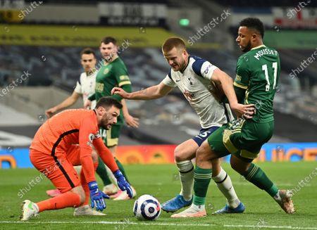 Editorial photo of Tottenham Hotspur vs Sheffield United, London, United Kingdom - 02 May 2021