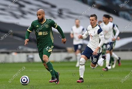 Editorial picture of Tottenham Hotspur vs Sheffield United, London, United Kingdom - 02 May 2021
