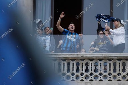 Editorial image of Soccer Serie A, Milan, Italy - 02 May 2021