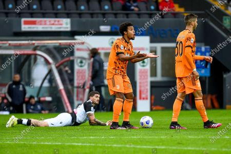 Editorial image of Italian football Serie A, Udinese Calcio v Juventus FC, Udine, Italy - 02 May 2021