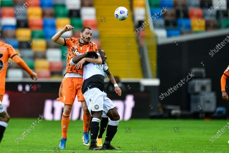 Editorial photo of Italian football Serie A, Udinese Calcio v Juventus FC, Udine, Italy - 02 May 2021