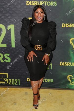 Editorial picture of Micheaux Film Festival, Closing Night, Los Angeles, California, USA - 02 May 2021