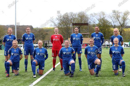 Editorial photo of Durham Women v Coventry United - FA Women's Championship, United Kingdom - 02 May 2021