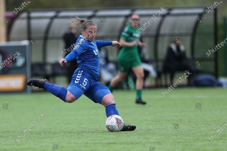 Editorial image of Durham Women v Coventry United - FA Women's Championship, United Kingdom - 02 May 2021