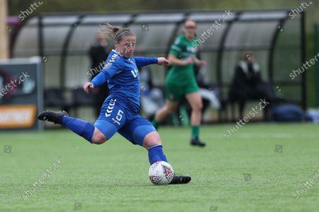 Editorial image of Durham Women v Coventry United - FA Women's Championship, United Kingdom - 02 May 2021