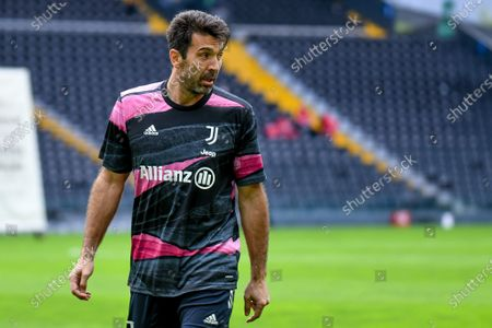 Editorial image of Italian football Serie A match, Udinese Calcio vs Juventus FC, Udine, Italy - 02 May 2021