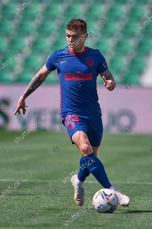 Kieran Trippier of Club Atletico Madrid SAD