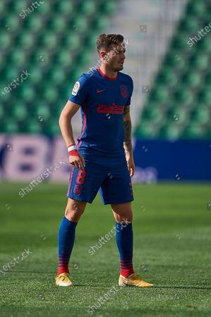 Saul Niguez of Club Atletico Madrid SAD