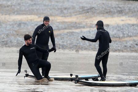 Exclusive - James Bennewith, Liam Gatsby & Dan Edgar
