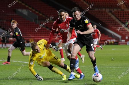 Editorial image of Charlton v Lincoln City, EFL Sky Bet League One, Football, The Valley, London, UK - 04 May 2021