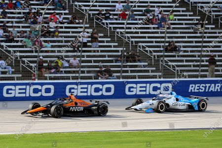 Editorial photo of IndyCar Texas Auto Racing, Fort Worth, United States - 02 May 2021