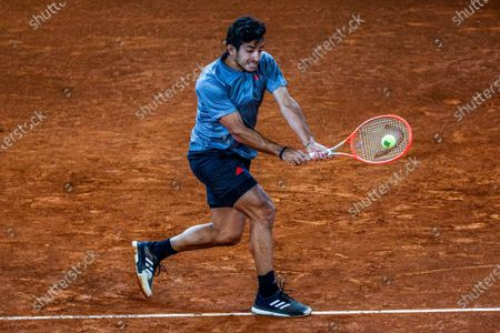 Editorial photo of Madrid Open tennis tournament, Spain - 03 May 2021