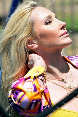 Exclusive - Nikki Lund is seen in Thousand Oaks