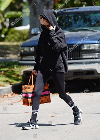 Editorial photo of Zoey Deutch out and about, Los Angeles, California, USA - 03 May 2021
