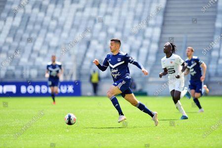 Editorial image of Bordeaux v Rennes, League 1 Uber Eats, Bordeos, France - 02 May 2021