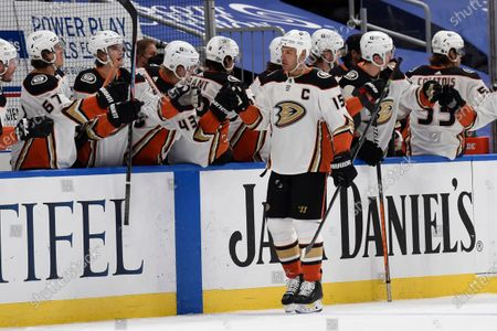Editorial picture of Ducks Blues Hockey, St. Louis, United States - 03 May 2021